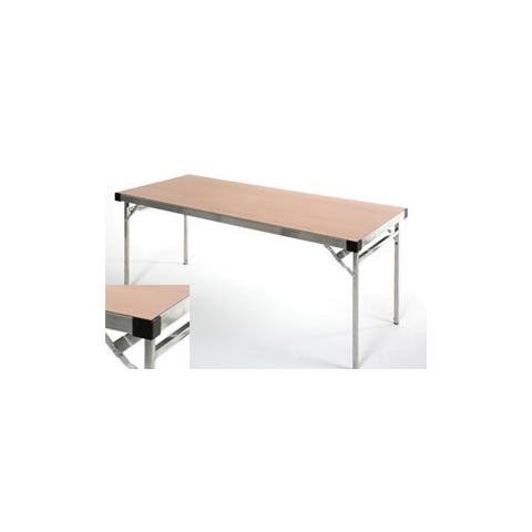 TABLE DE BANQUET EASY LIFT RECTANGULAIRE PLIANTE