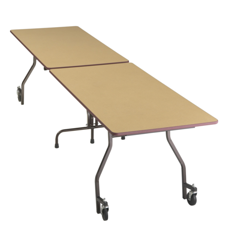 TABLE RECTANGULAIRE MOBILE LB